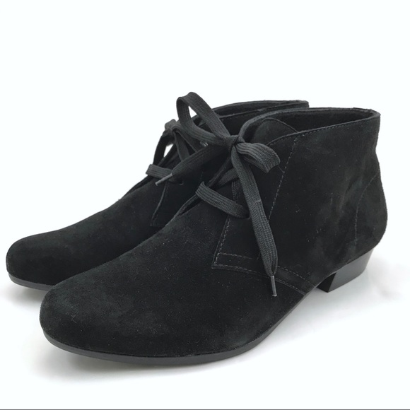 Munro Shoes | Munro Sloane Suede Lace